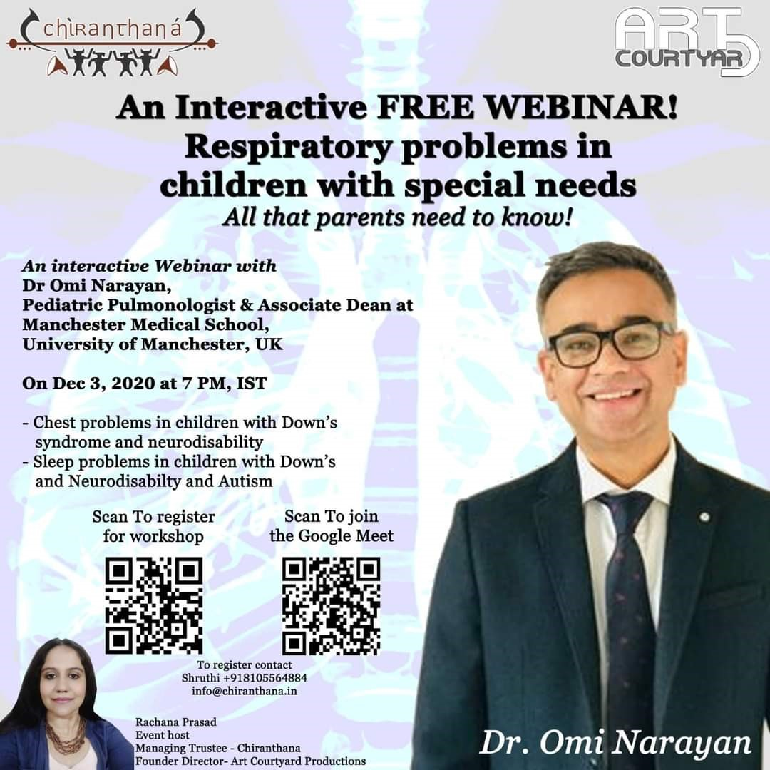 Webinar with Dr omi